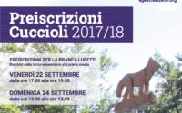 Preiscrizione Cuccioli 2017/18