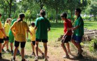 Ambientazione del Campo di Gruppo 2017, la suddivisione in Bande!